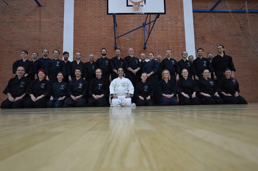 společná fotka účastníků semináře