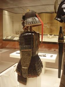 zbroj samuraje