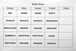 shitewaza